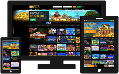 eurogrand casino background